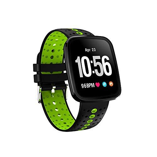 Health Tracker,Jennyfly Multifunction Bluetooth Smart Watch IP67 Life Waterproof Fitness Watch with...