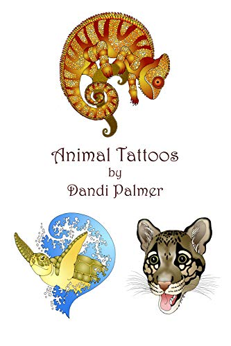 Animal Tattoos (Tattoo Designs Book 4) (English Edition)