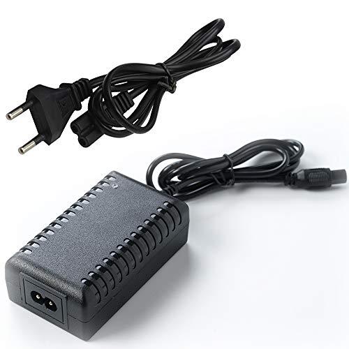 Haliyo Cargador de batería con Conector en línea de 3 Clavijas para...