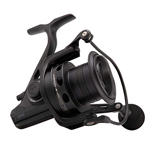 Penn CFTII7000LC Conflict II Long Cast Spinning Reel, Black, 7000