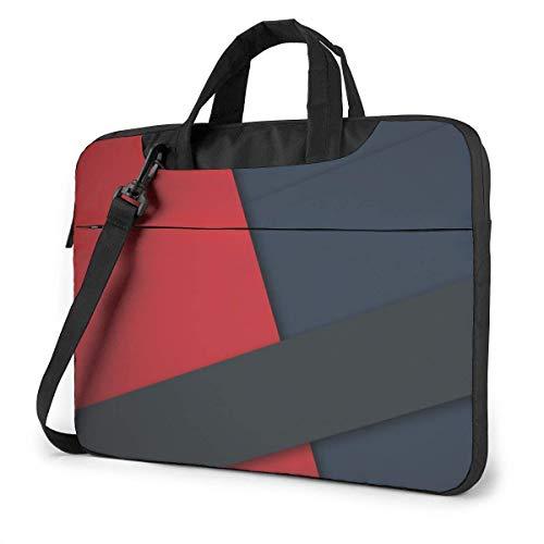 Hdadwy Hintergrundbild Laptop Schulter Umhängetasche Fall Aktentasche Hülle für 13 Zoll 14 Zoll 15,6 Zoll Laptop Fall 14 Zoll