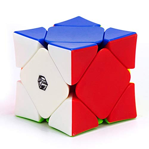 CuberSpeed Qiyi Wushuang 5x5 Black Magic cube MoFangGe MFG Wuchuang 5x5x5 Black Speed cube