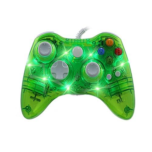 UJETML Controladores Controlador de Juegos de PC con Cable USB para Xbox360...