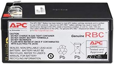 Details about  /APC UPS Battery RBC17 /& UPS Battery  RBC2 for APC Back-UPS Models BE500R BK30...