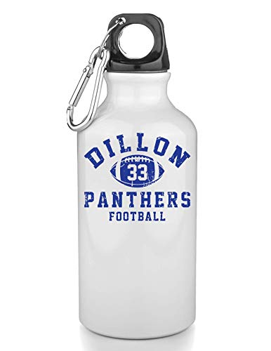KRISSY Dillon Panthers American Football Freie Trinkflasche Wasserflasche Sport Camping Tourist Water Bottle