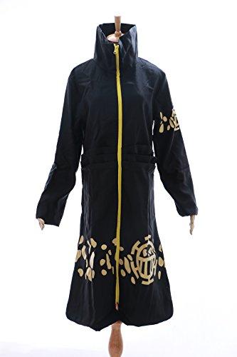 OP de 03Law Trafalgar One Piece pirata Cosplay abrigo Coat Disfraz Costume kawaii de Story