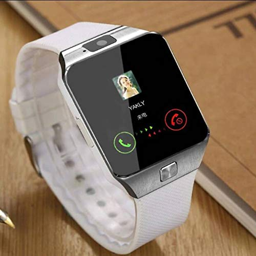 ENEW DZ09 Touch Camera Bluetooth Wrist sim Smartwatch (Free)