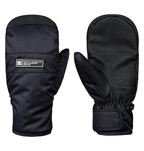 DC Shoes Franchise Moufles de Ski Homme, Anthracite, FR (Taille Fabricant : XL)