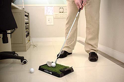 Longridge Unisex's Chipping Pro Mat, Green, One Size