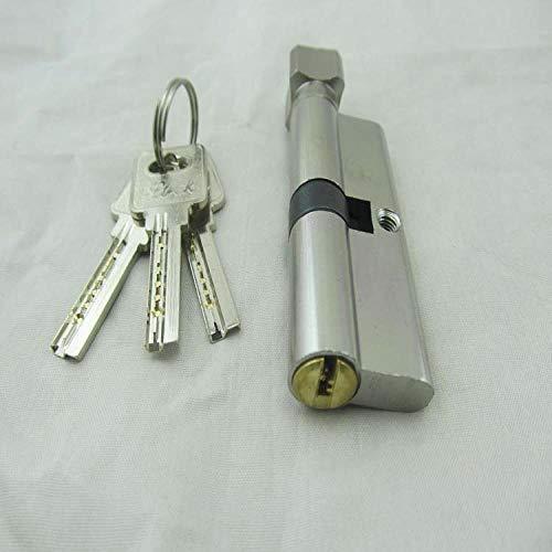 Cerradura de puerta interior cerradura de puerta de habitación cerradura de puerta interior cerradura-90 (45 + 45)