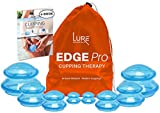 Lure Edge Cupping Therapy Sets - Silicone Cups for Cupping...