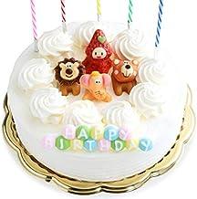 誕生日ケーキ バースデーケーキ 生クリーム デコレーションケーキ 5号 [凍] いちご 誕生日 ケーキ チョコレート飾り