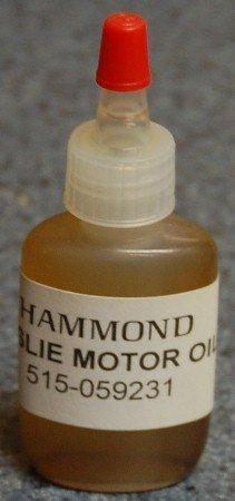 Leslie Speaker Oil