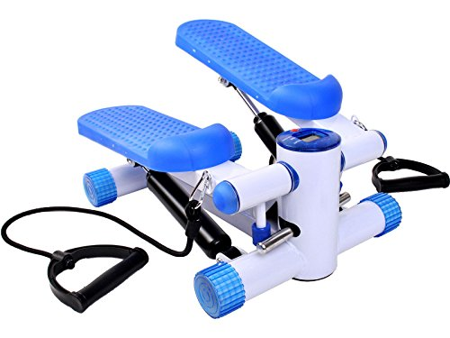 Air Stair Climber Stepper Exercise Machine Aerobic Fitness Durable Equipment by Interstellarr