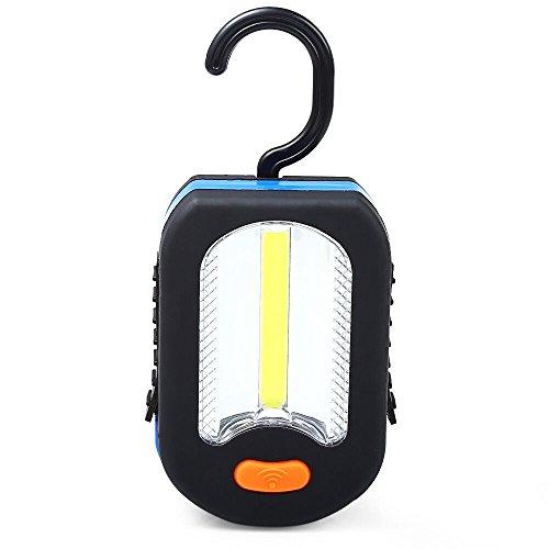 Ecloud Shop® Les lumières multifonctionnelles de travail allume des lumières de camping universelles extérieures de camping de lampe-torche 360 ??degrés de rotation
