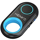 Xenvo Shutterbug - Bluetooth Remote Control Camera Shutter and Wireless Selfie Button Clicker, Compatible with iPhone, iPad, Android, Samsung, and Google Cell Phones, Smartphones and Tablets
