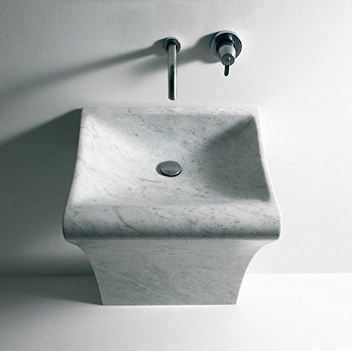 Agape Waschbecken Lito 1 Waschbecken rechteckig ACER0731