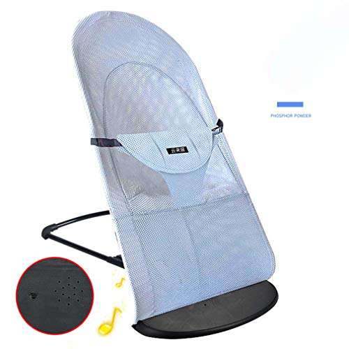 Great Features Of ZWQ kids Rocking Chair Cradle, Baby Comfort Recliner Rocking Chair, Sleepy Cradle ...