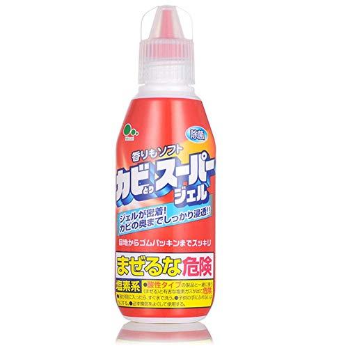 Waroomss - Gel antimoho, antimoho, antimoho, Miracle, para uso doméstico en profundidad, limpiador rápido, antiolor, antimoho, elimina la limpieza de gel para cocina y baño