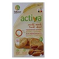 [Activa] Activa無添加砂糖アーモンドビスケット160グラム - Activa No Added Sugar Almond Biscuits 160g [並行輸入品]