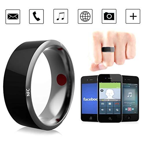 スマートリング、ICとWerableデバイスR3スマートリング電子CNCメタルミニ魔法の指輪/ ID/NFC携帯電話用NFCカードリーダー,12