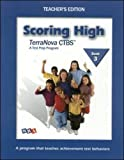 Scoring High on Terra Nova: Teacher Edition Grade 3