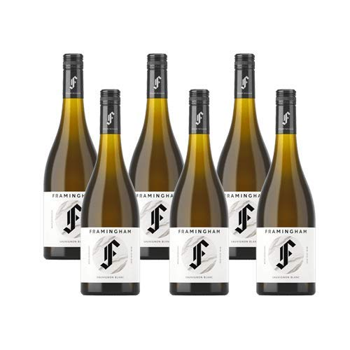 Framingham Sauvignon Blanc - Vino Blanco - 6 Botellas
