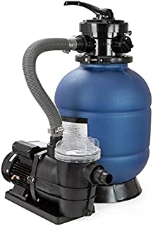 XtremepowerUS Sand Filter with 3/4HP Pool Pump
