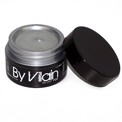 By Vilain Silver Fox Travel Size Hair Styling Wax 0.51oz