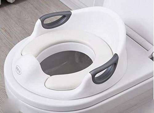 Siège de Toilette Potty Training pour Siège de Toilette Potty Training Siège de Potty Training-BLANC