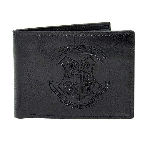 Carteira Masculina Brasão Hogwarts - Harry Potter Original