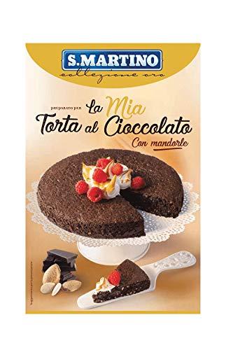 S.Martino - La Mia Torta al Cioccolato con mandorle