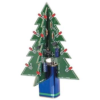 Velleman MK130 3D Xmas Tree