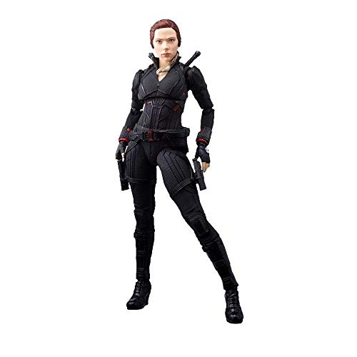 Collectible Figure Black Widow SammelfigurenModel Avengers Figur Boxed Statue Spielzeug 15cm