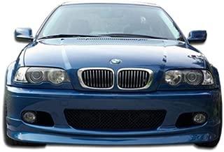 Extreme Dimensions Duraflex Replacement for 2000-2005 BMW 3 Series E46 2DR M-Tech Front Lip Under Spoiler Air Dam - 1 Piece