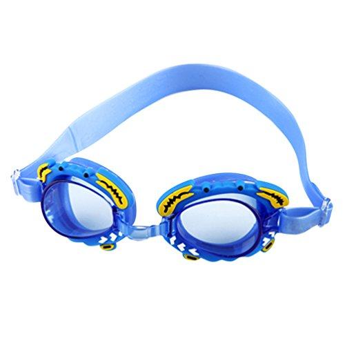 Tookang Natación Gafas Luz Plana Gafas A Prueba De Agua