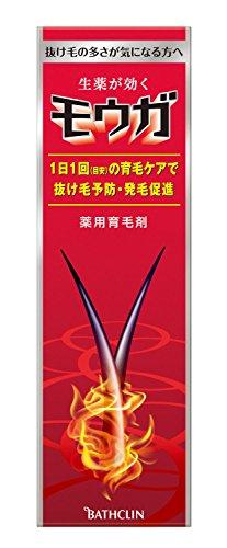 【医薬部外品】モウガ 120mL育毛剤