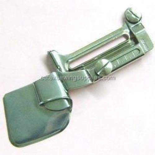 Double Fold Clean Finish Hemmer With Swing-Away Bracket For Sewing Machine (Hem Size 1