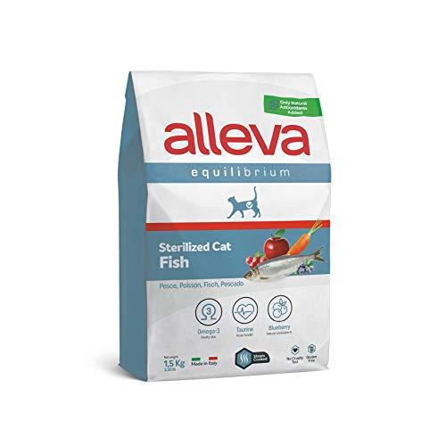 Alleva Equilibrium Fish Sterilized Cat 1,5Kg