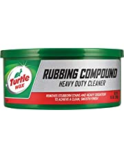 Turtle Wax Rubbing Compound Heavy Duty Cleaner 298 Gms