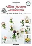 Mini-jardins suspendus - Créations végétales en pas à pas (DIY végétal)