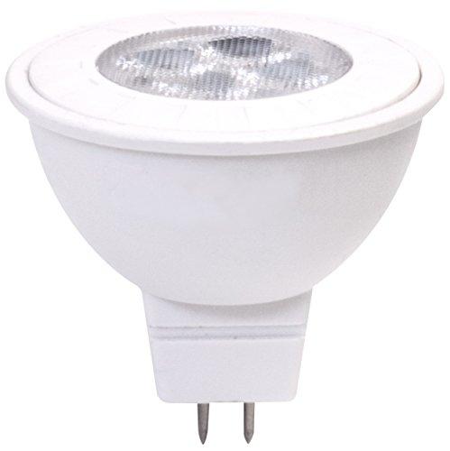 Müller-Licht 400121 Éclairage LED, Plastique, GU5.3, 5 W, Weiß, 1