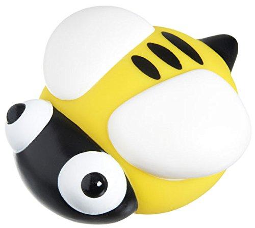 Tigex 80800866 Negro, Color blanco, Amarillo - Luz nocturna para bebé (Negro, Color blanco, Amarillo, De plástico, Corriente alterna)