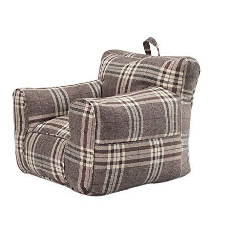SD Enfants Bean Bag Chaise/Pouf Poire/Fauteuil/avec Mousse Ultra Confortable/Salon/Convient pour Intérieur Et Extérieur/48 * 56 * 60cm