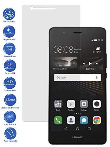 Todotumovil Protector de Pantalla Huawei P9 Lite de Cristal Templado Vidrio 9H para movil