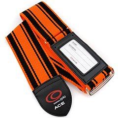 エース Ace タビトモ TABITOMO スーツケースベルト 3214800 1.オレンジ