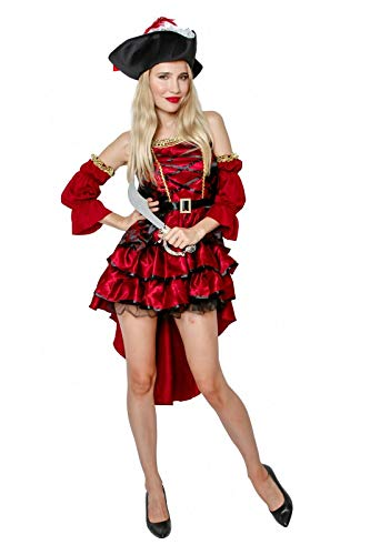 Women's Pirate Costume Adult Halloween Party Cosplay