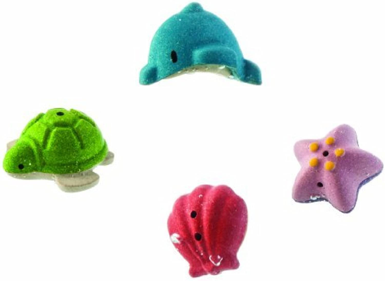 Plan Toys Sealife Bath Set by Plan Toys