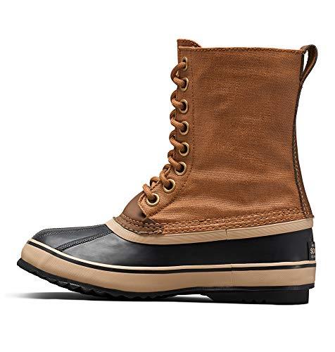 Sorel Women's 1964 CVS Boot - Rain and Snow - Waterproof - Camel Brown - Size 5