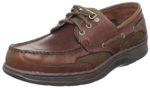 Sebago Sebago Clovehitch II, Herren Bootschuhe, Braun (Brown Oiled Waxy Lea), 40 EU
